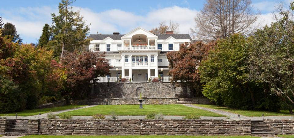 The Mansion at Noble Lane. A historic renovation by Dakan Enterprises.