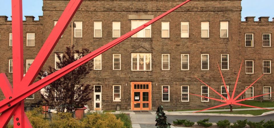 Hawley Silk Mill. Historic transformation by Dakan Enterprises. Photos by Jumping Rocks Media.